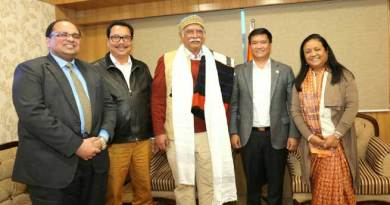 Central Govt Committed to gift a Airport to Arunachal- Ashok Gajapathi Raju