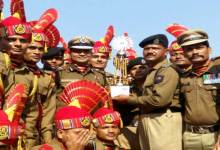 68th Republic Day Celebrations in Guwahati Frontier of BSF