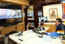 Photo of Khandu Shared Prime Minister's Vision of Digital India