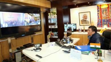 Photo of Khandu Shared Prime Minister's Vision of Digital India