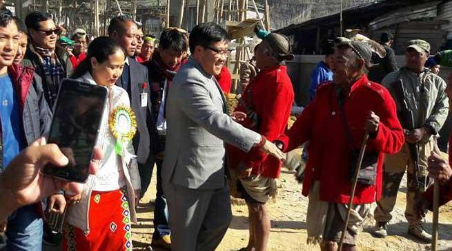 Seppa, Kumar Waii, Chayangtajo, Bameng , Arunachal Pradesh