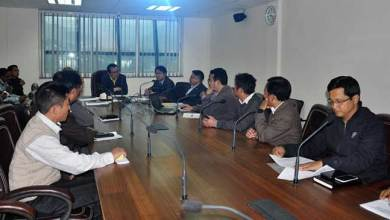 Chowna Mein called for a Road Map to make Arunachal self sufficiency in food grains