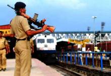 Security stepped up ahead of Republic Day on railway track in Assam