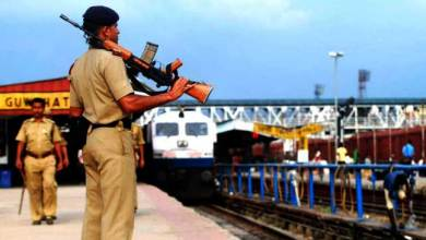 Photo of Security stepped up ahead of Republic Day on railway track in Assam