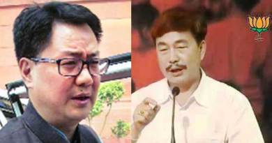 Tapir, Rijiju Trashes report of replacing Pema Khandu as CM