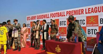BTC- Army Goodwill Football Premier League