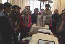 Khandu Expressed Shock over Sudden Demise of Techi Lama