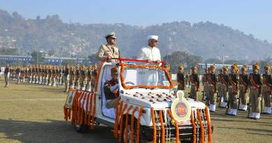 NF Railway Celebrates 68th Republic Day