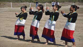 Namsai- 68th Republic Day celebrated, Chowna Mein unfurled the National Flag