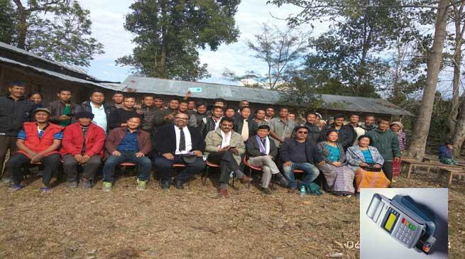 workshop on cashless economy & digital payments at Kuchkut Village
