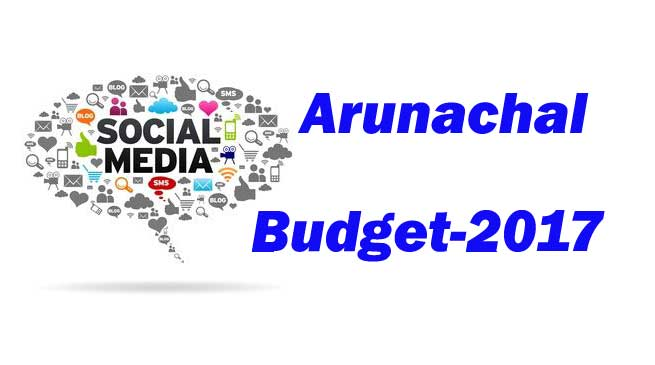 Arunachal Budget 2017- Khandu's Initiative for People Participation