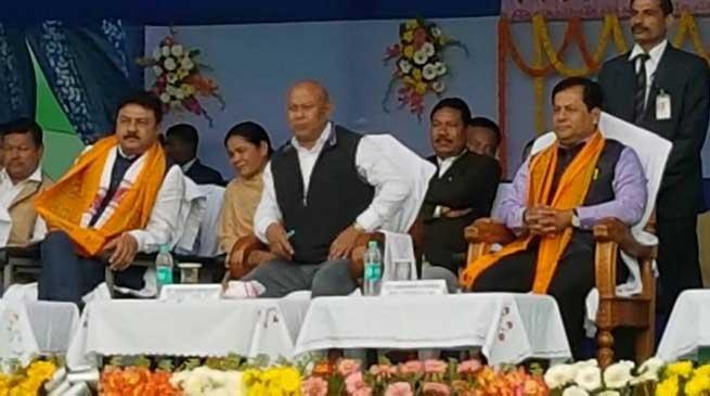 Kokrajhar- 15th Bodoland Day celebrated