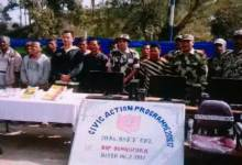 Photo of BSF Organises Civic Action Programme
