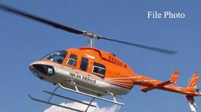 Jorhat, Helicopter, Assam CM, Sarbananda Sonowal , emergency landing