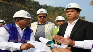 Subansiri Lower Dam is importance for both state and country- Khandu