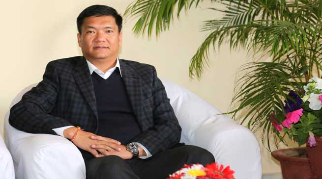 Khandu introduce Arunachal Civil Service Awards