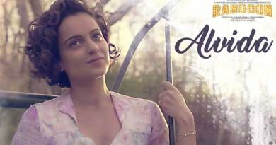 Watch Video- Song ALVIDA from RANGOON shot in Arunachal