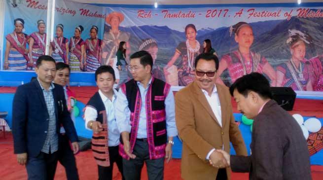 Mishmis Celebrates Reh-Tamaldu Festival in Itanagar