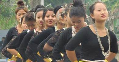 Lohit- Statehood Day Celebrated at Tezu