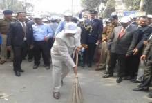 Photo of Kokrajhar- Guv Banwarilal Purohit Participates in Swachh Bharat Abhiyan