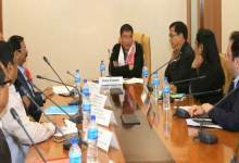 Photo of Khandu Reviewed the Comprehensive Scheme for T&D