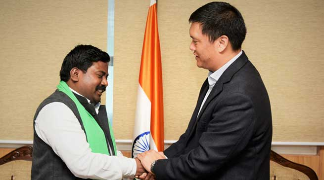 Jharkhand Legislative Committee Visits Arunachal