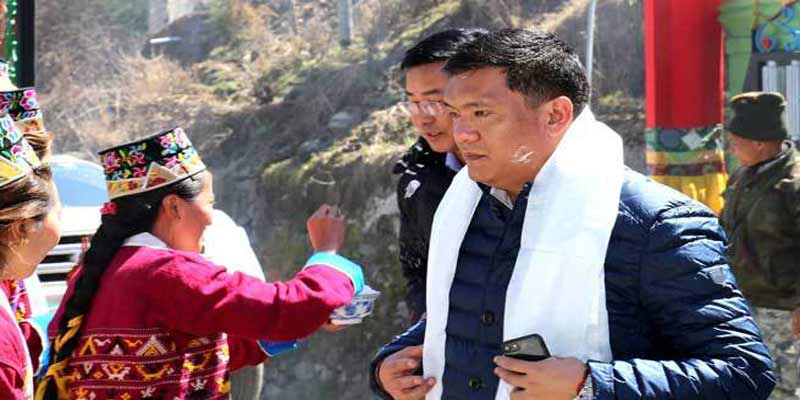 Tawang- Tibetan New Year Losar-2144 Celebrates at Jang