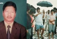 Photo of Khandu condoles demise of Ex Minister Ngurang Tazap