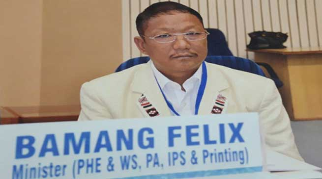 Felix put PHE,WS and Sanitation Issues at National Forum
