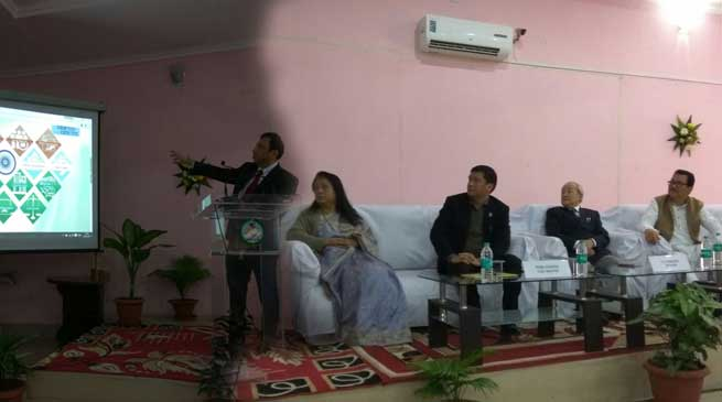 Digital Arunachal- Dedicated Website for Budget 2017-18