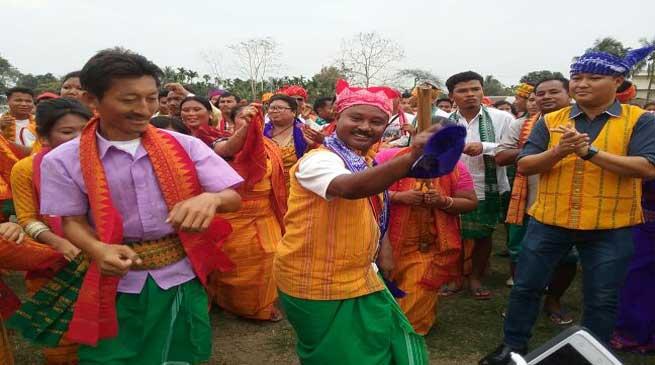 Rongjali Bwisagu (Bihu) grips fever in Kokrajhar