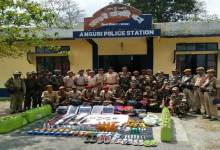 Photo of Army and Assam Police Bust NDFB (S ) Camp, Recover Arms and Ammunition