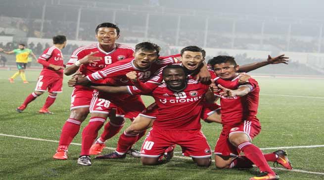 I-League lead scorer Dicka targets strong season finish for Lajong