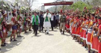 Tirap- Change is coming to Arunachal Pradesh- Chowna Mein