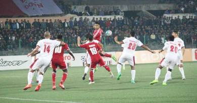 Match Report- Shillong Lajong FC draw against Mohun Bagan
