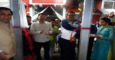 Namsai- Chowna Mein Inaugurates MARKFED Tea Factory