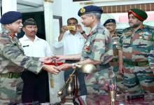 Photo of Maj Gen Arun Kumar takes command of 51 Sub Area