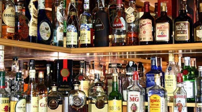 Arunachal- Wine Shops Sealing along Highways Continue