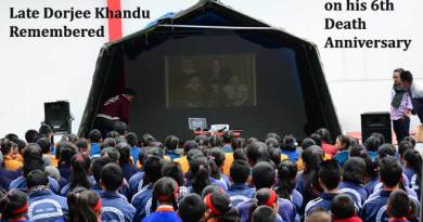 Late Dorjee Khandu Remembered on his 6th Death Anniversary