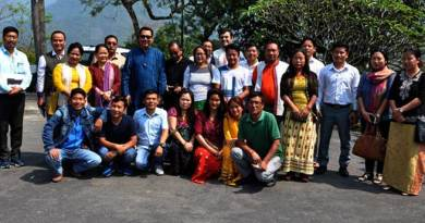 Dy CM Discuss Issues related to Itanagar – Banderdewa Four Lane Highway