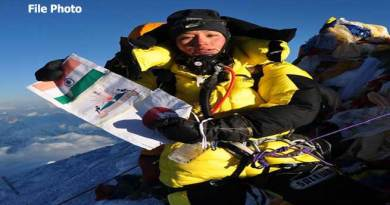 Arunachal- Anshu Jamsenpa scales Mount Everest for fifth time