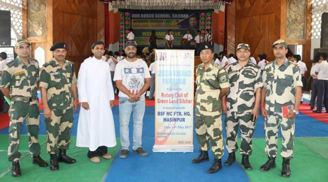 BSF Organises Career Guidance programme for School Children