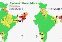 Photo of Cyclonic storm 'Mora' may trigger rain in northeast