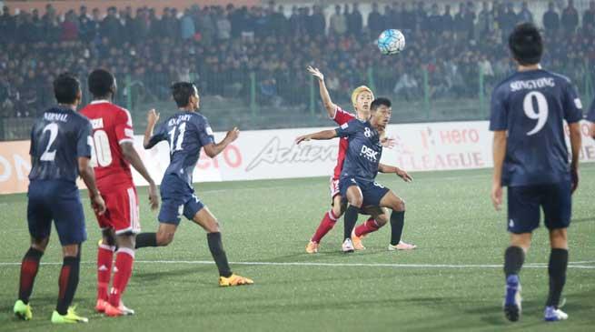 Match Preview - DSK Shivajians vs Shillong Lajong