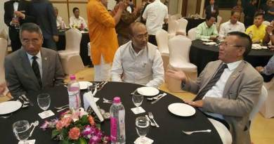Beginning of New Era- Nagaland CM visits Manipur