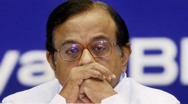 CBI raids residences of P Chdiambaram and Karti Chidambaram