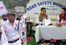 Itanagar- ARSA organises Workshop on Road safety