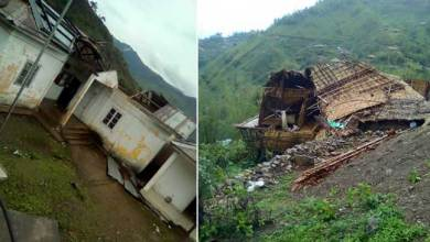 Photo of Khandu Concern over Damage at Wakka due to Storm