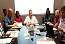 Northeast organic products to be showcase all over India- Dr Jitendra Singh