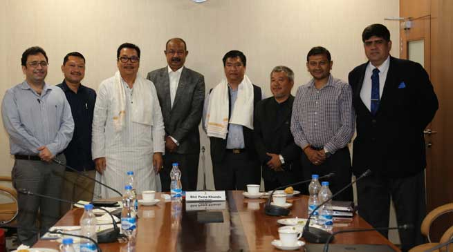 NRL Plans to produce Bio Fuel Using Bamboo from Arunachal